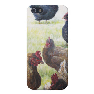 chickens cover for iPhone 5