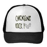 Chickens Rock! Hat