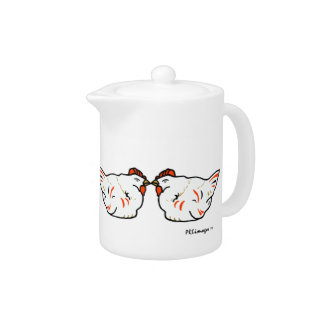 Chickens Teapot