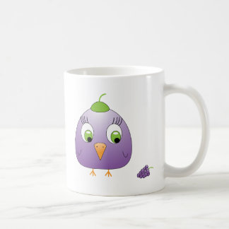 chickie B a Grape Coffee Mug
