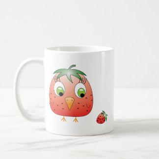 chickie B a Strawberry Coffee Mug