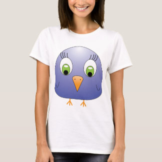 chickie B dark blue T-Shirt