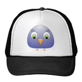 chickie B dark blue Trucker Hat