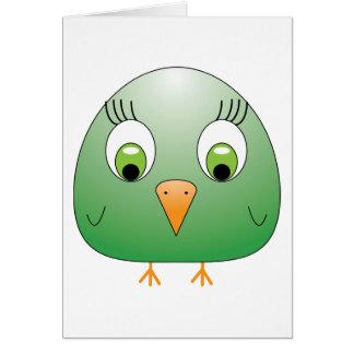 chickie B green Card