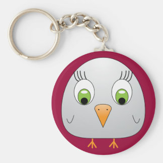 chickie B Keychain