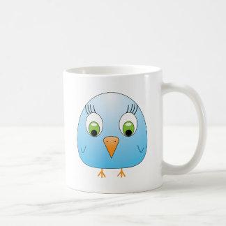 chickie B light blue Coffee Mug