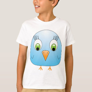 chickie B light blue T-Shirt