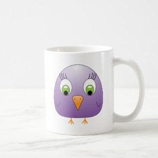 chickie B Purple Coffee Mug