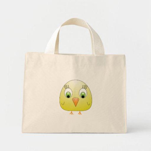 chickie B yellow Bag