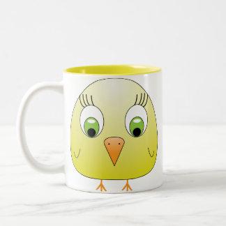 chickie B yellow Mug