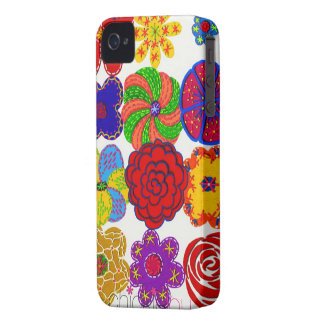 Chickie Case - Flowers