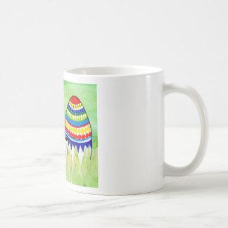 chicklet de pascua tazas de café