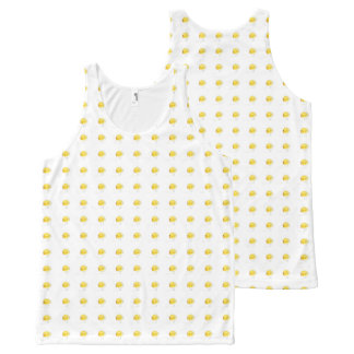 Chicks All-Over Print Tank Top