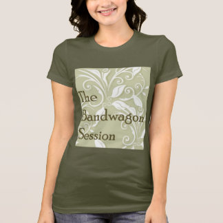 Chicks' Bandwagon design shirt