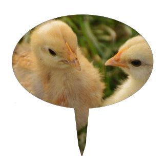 Chicks Cake Topper