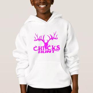 CHICKS DEER HUNT HOODIE