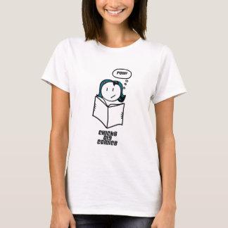 Chicks Dig Comics T-Shirt