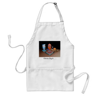 Chicks Dig It Adult Apron
