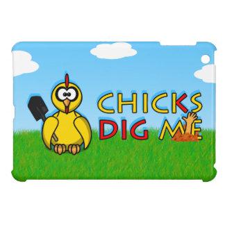 Chicks dig me! iPad mini covers