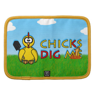 Chicks dig me! planners