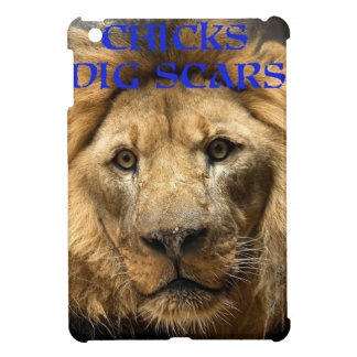 Chicks Dig Scars Cover For The iPad Mini