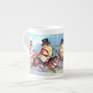 Chicks Easter Ride Tea Cup