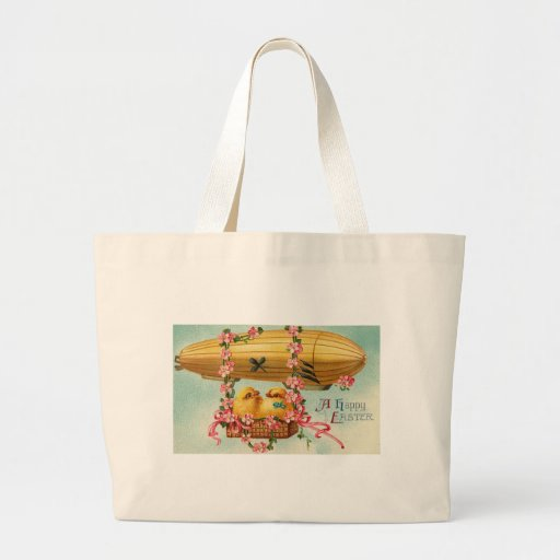 Chicks Fly in a Airship Bags