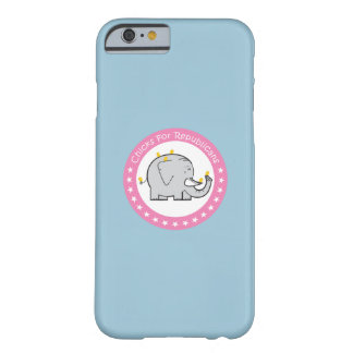 chicks for republicans barely there iPhone 6 case