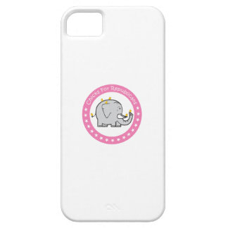 chicks for republicans iphone case
