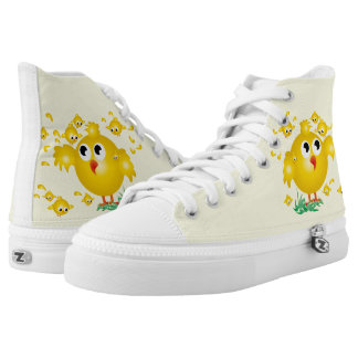 Chicks High-Top Sneakers