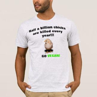 Chicks killing T-shirt