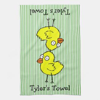 Chicks Towel