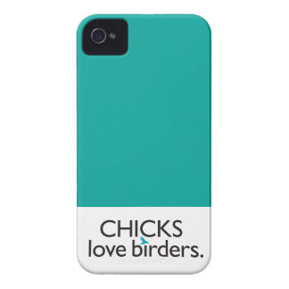 Chicks Love Birders iPhone 4 Cover