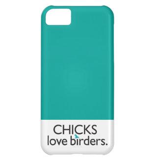 Chicks Love Birders iPhone 5C Cover