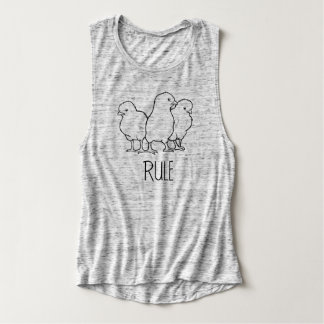 Chicks Rule Shirt