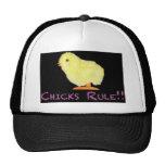 Chicks Rule Side Hats