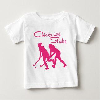 CHICKS WITH STICKS BABY T-Shirt