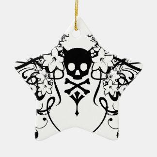 chickscroll ornament