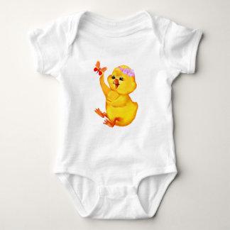 ChickT-Camisa de Lil Pascua Poleras