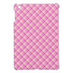 Chicle rosado iPad mini cárcasa