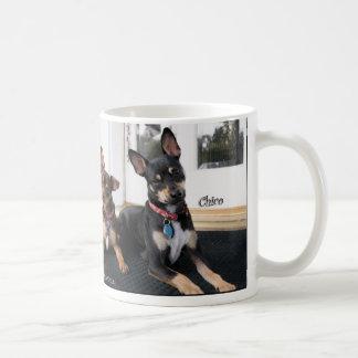 Chico and Roco Coffee Mug