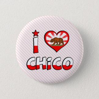Chico, CA Button