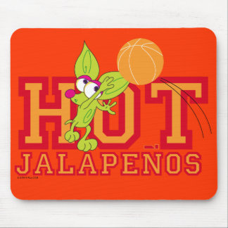 Chico Chihuahua hot jalapeos Mouse Pad