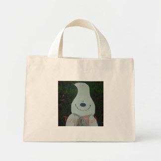 chico, jeff, in the garden, jimmys camera picx ... mini tote bag