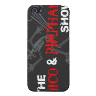Chico & Pimphand iPhone case
