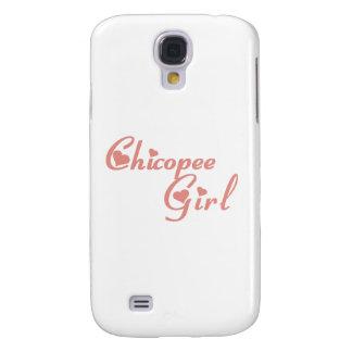 Chicopee Girl tee shirts Galaxy S4 Covers