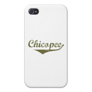 Chicopee Revolution t shirts iPhone 4/4S Case