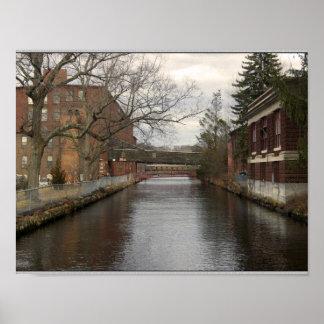 Chicopee River Print