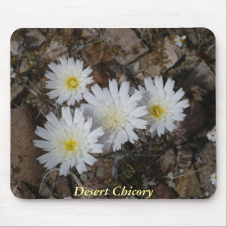 Chicory, Desert Chicory Mouse Pad