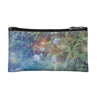 Chicory Grass Cosmetic Bags